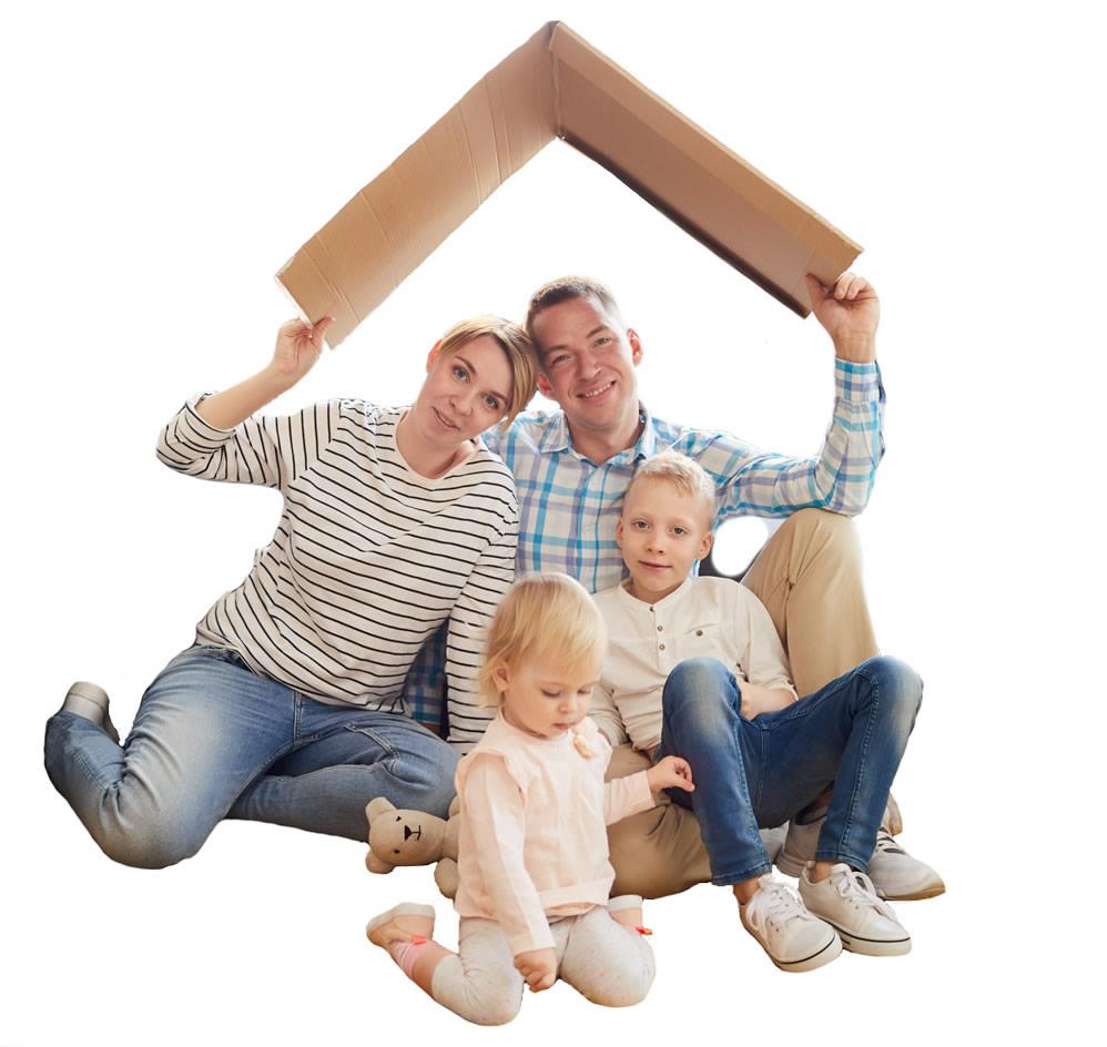 Absicherung für Ihr Zuhause